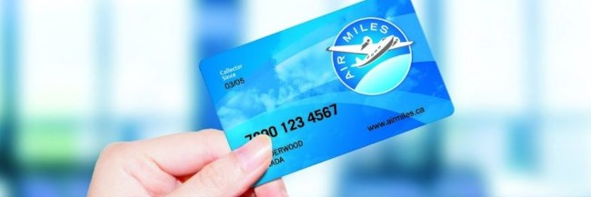 best airmiles credit cards