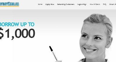Payday King Payday Loans Review