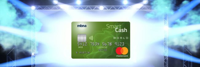 MBNA Smart Cash World Mastercard Review