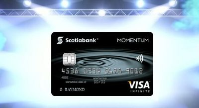 Scotia Momentum Visa Infinite Card Review