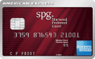 The Starwood Preferred Guest®*Credit Card from American Express