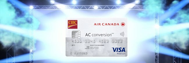 CIBC Air Canada AC Conversion Visa Prepaid Card Review