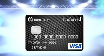 Home Trust Preferred VisaCard Review