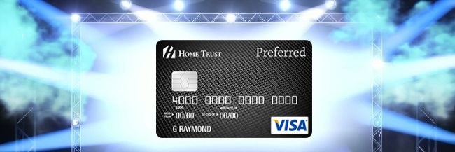 Home Trust Preferred Visa Card Review