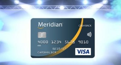 Meridian Visa Cash Back Card Review