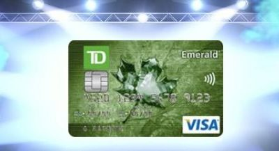 TD Emerald Visa Card Review