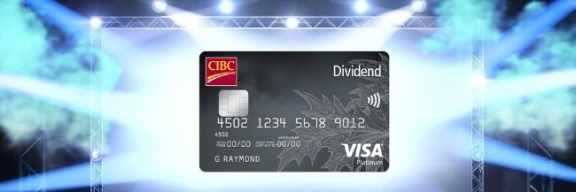 CIBC Dividend Visa Card Review