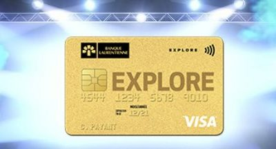 Laurentian Bank Visa Explore Review