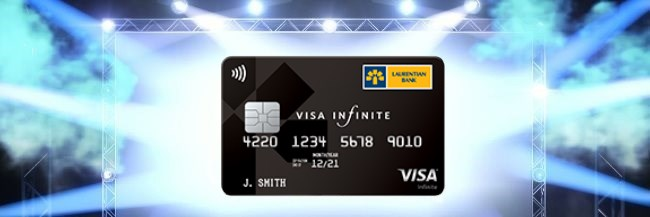Laurentian Bank Visa Infinite Card Review