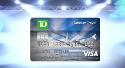 TD Platinum Travel Visa Card Review