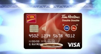 CIBC Tim Hortons Double Double Visa Card Review