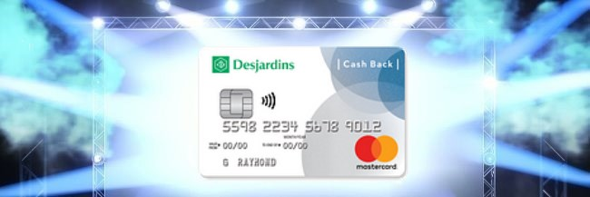 Desjardins Cash Back MasterCard Review