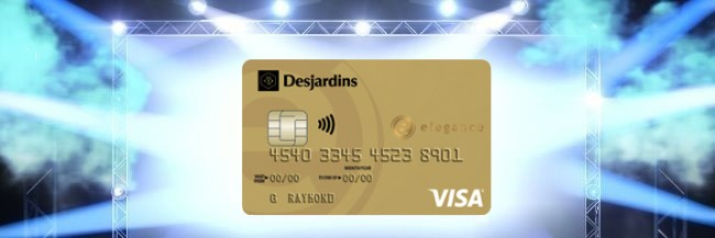 Desjardins Elegance Gold Visa Card Review