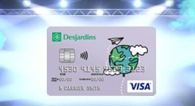 Desjardins Student Cash Back Visa Card Review