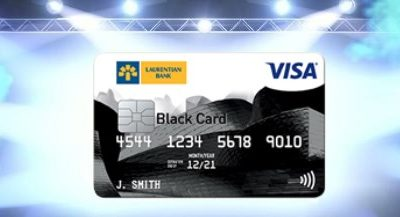 Laurentian Bank Visa Black Reward Me Review
