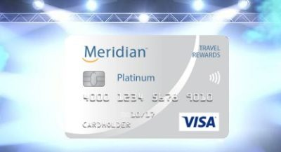 Meridian Visa Platinum Travel Rewards Card Review
