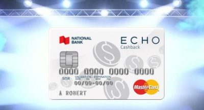 National Bank ECHO Cashback Mastercard Review