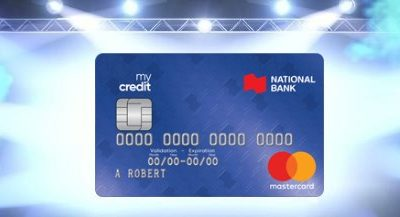 National Bank MyCredit MasterCard Review