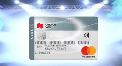 National Bank Syncro MasterCard Review
