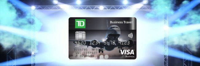 TD Business Travel Visa Card Review