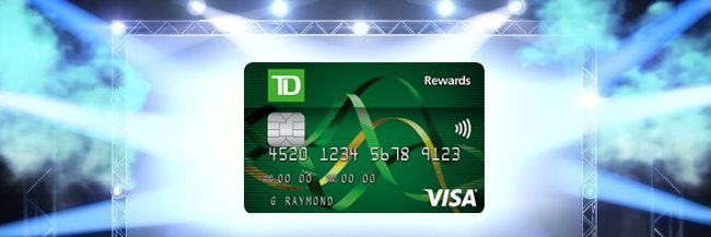 TD Rewards Visa Card Review
