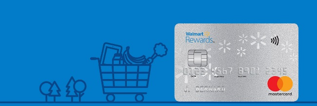 Walmart Rewards Card