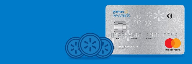 Get the Walmart Rewards Mastercard
