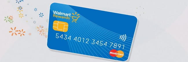 Walmart Rewards Mastercard For Masses
