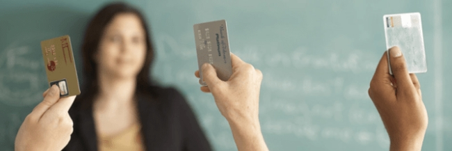 Student credit cards with no credit