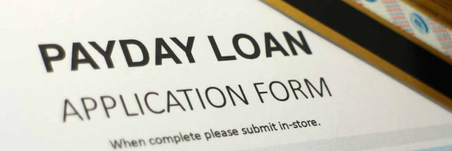 Payday loans bad credit