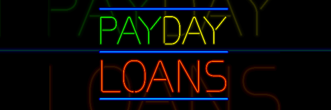 Payday loan process