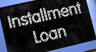 Installment loans bad credit