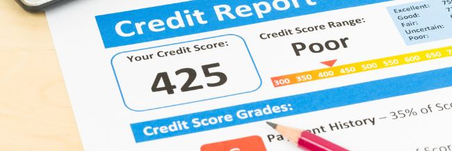 Rebuild your credit score with credit cards for poor credit