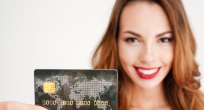 carrying a balance on a credit card