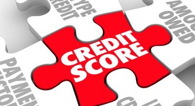how is a credit score calculated