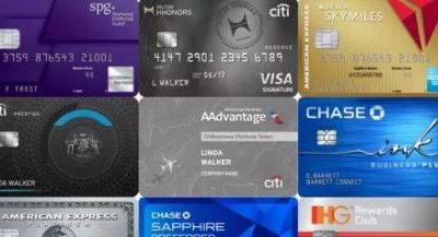 Top Credit Cards guide