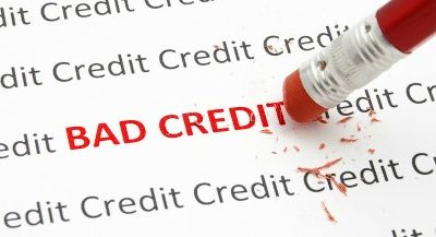 List of Loans for Those with Bad Credit