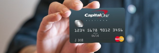 Capital One Platinum Review