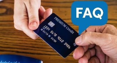 Credit Card FAQ
