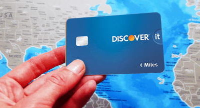 Discover Travel Card