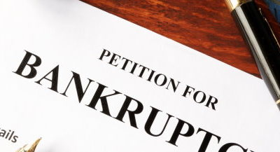 what happens when you file for bankruptcy